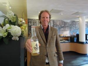 Leonard Koningswik cidermaker of Beer Cider